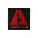 Armshead Patch (Red)