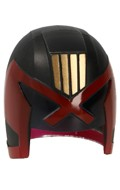 Female Judge Helmet (Black)