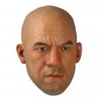 Vin Diesel Headsculpt