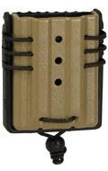 Porte chargeur Taco Hardshell 5,56mm (Beige)