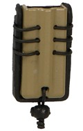 Porte chargeur Taco Hardshell 9mm (Beige)
