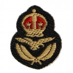 Patch Royal Air Force Per Ardua Ad Astra (Or)
