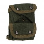 Double Pocket Grenades Pouch (Olive Drab)