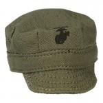 M44 USMC Cap (Olive Drab)