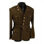 USSAF Officer Parade Jacket (Brown)