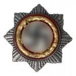Diecast NSDAP Golden Party Badge (Gold)