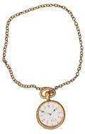 Pocket Watch (Gold)