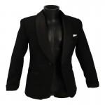 Suit Jacket (Black)