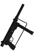 Smith & Wesson M76 Submachine Gun (Black)