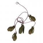 Linked Grenades (Olive Drab)