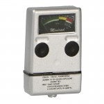 Gamma Rate Meter (Silver)