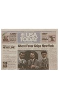 Une du journal USA Today (Gris)