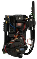 Proton Pack with LED Light Up Cyclotron and Proton Wand (Black)