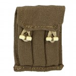 PPSh-41 Triple Magazines Pouch (Coyote)