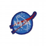Nasa Patch (Blue)