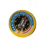 Patch 100th Space Shuttle Mission (Jaune)