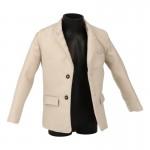 Suit Jacket (Beige)