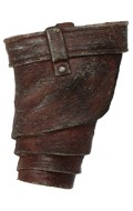 Left Side Holster (Brown)