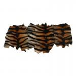 Velvet Tiger Skin (Orange)