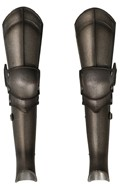 Diecast Female Cross Knight Leg Armors (Grey)