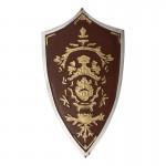 Bouclier de Chevalier Lothrique (Marron)