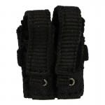 Porte chargeurs double 9mm (Noir)