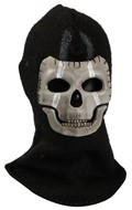 Balaclava with Skull Mask (Grey)