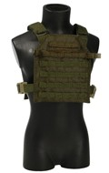 Jumpable Plate Carrier (Olive Drab)