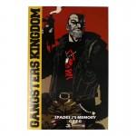 Spades J's Memory : Escape To Mexico Greg Comic Book (Red)