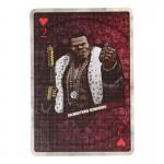 Carte à jouer Heart II Benson (Rouge)