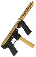 TEC-DC9 Submachinegun (Gold)