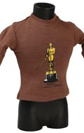 Oscar T-shirt (Brown)