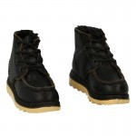 Chaussures en cuir Exclusive Version (Noir)