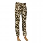 Satin Pants (Leopard)
