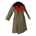 Velvet Field Marshal General Officer Greatcoat (Feldgrau)