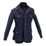 Luftwaffe Officer Tuchrock Jacket (Blue)
