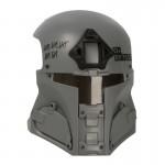 MK 1 Galac-Tac Mask (Grey)