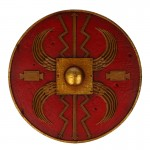 Roman Centurion Shield (Red)