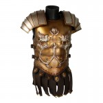 Diecast Roman General Body Armor (Gold)
