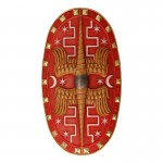 Imperial Centurion Shield (Red)