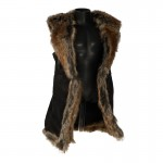 Fur Coat (Black)