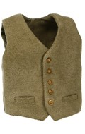 Small Size Suit Waiscoat (Olive Drab)