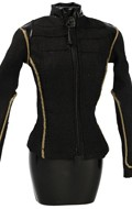 Female Agent Of SHIELD Jacket (Black)