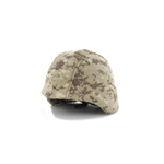 PASGT helmet with cover