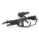M16A2 with M203 and PVS-4 Night Vision Scope