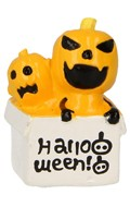 Halloween Treats Bag (Yellow)