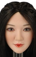 Female Asian Headsculpt