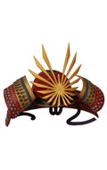 Female Kabuto Helmet (Red)
