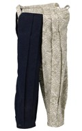 Female Kobakama Pants (Blue)