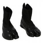 Japanese Jika-Tabi Boots (Black)